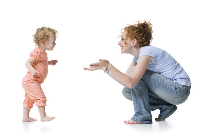 Фото №1 - Когда же малыш пойдет?