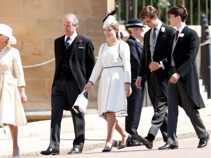 Фото №2 - Подружка на свадьбе Кейт и любимица Королевы: что нужно знать о внучке принцессы Маргарет