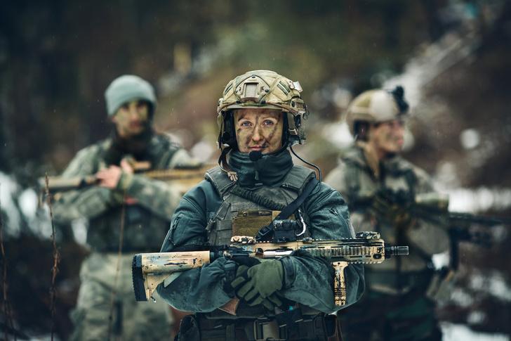 Солдатки новый сезон