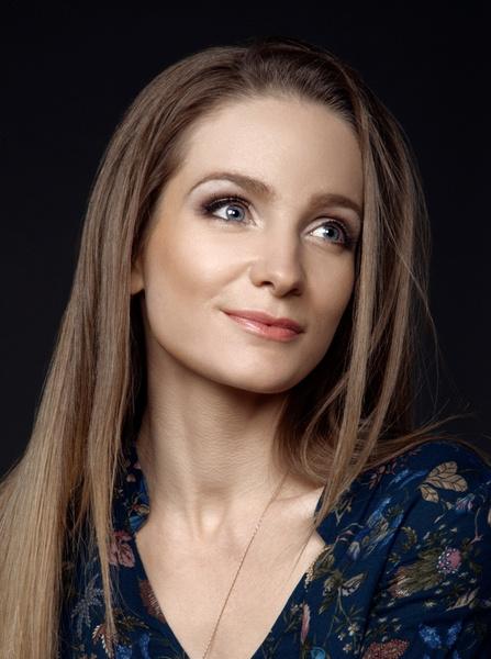 Мария Алексеева - красноярская актриса