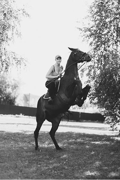 Фото №2 - Девушки на коне: самые романтичные наездницы Ульяновска