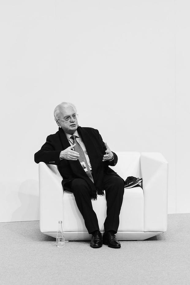 Фото №1 - Диалоги об искусстве: разговор с директором Государственного Эрмитажа Михаилом Пиотровским