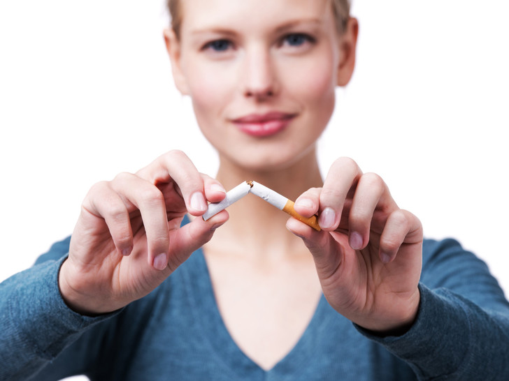 Фото №2 - Что происходит с организмом, когда вы бросаете курить