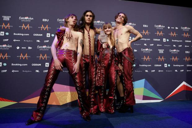 Фото №4 - Новый краш Европы: что мы знаем о группе победителей «Евровидения-2021»