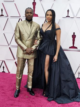 Фото №15 - «Оскар-2021»: самые красивые звездные пары церемонии