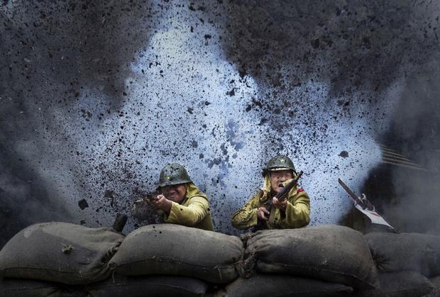 Фото №1 - Тест: Отличи реальные факты об армиях мира от нелепой выдумки