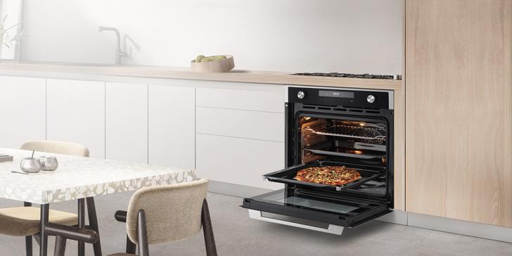 Фото №2 - Семейный очаг: на что обратить внимание при выборе техники для кухни