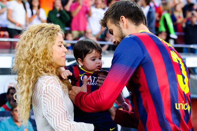 Фото №1 - Шакира и Жерар Пике ждут второго ребенка