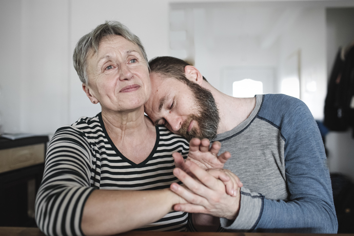 Too much love: if a son is a partner for mom
