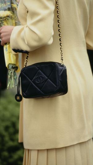 Фото №11 - Любимые сумки принцессы Дианы