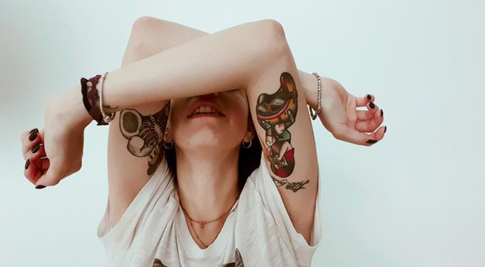Татуировка помогает излечить психологические травмы?
