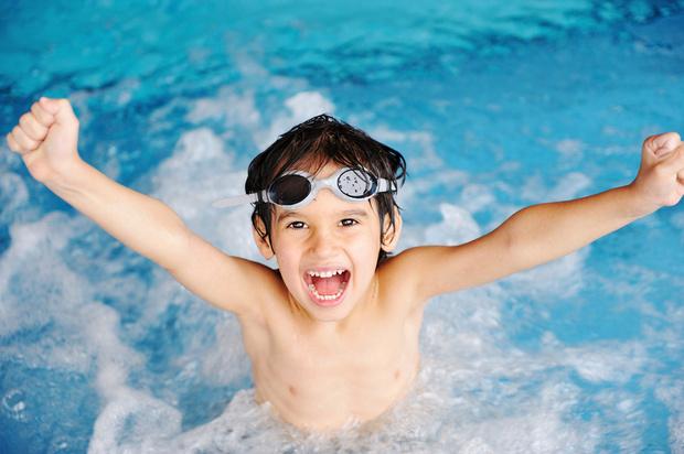 Фото №1 - Физически активные дети имеют более развитый мозг