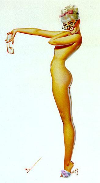 Фото №1 - Мэрилин Монро и другие самые горячие девушки пинап: история жанра в незабываемых картинках