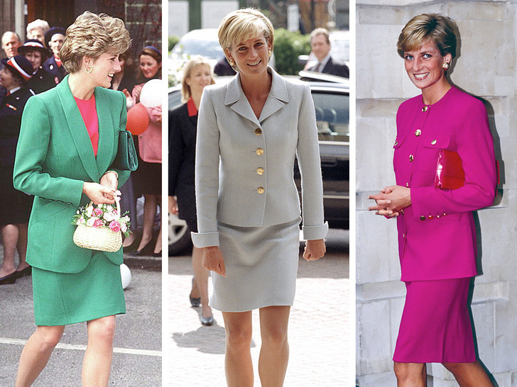 Фото №1 - Любимый предмет гардероба: как принцесса Диана носила жакеты и блейзеры— 30 вдохновляющих примеров