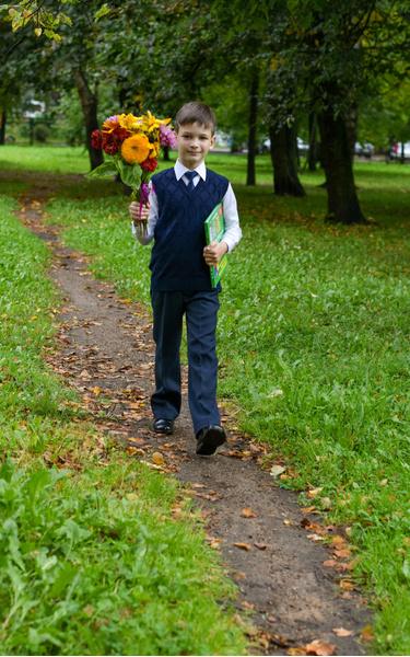 Фото №3 - Детский фотоконкурс «Готовимся к осени»: голосуем за лучшие кадры