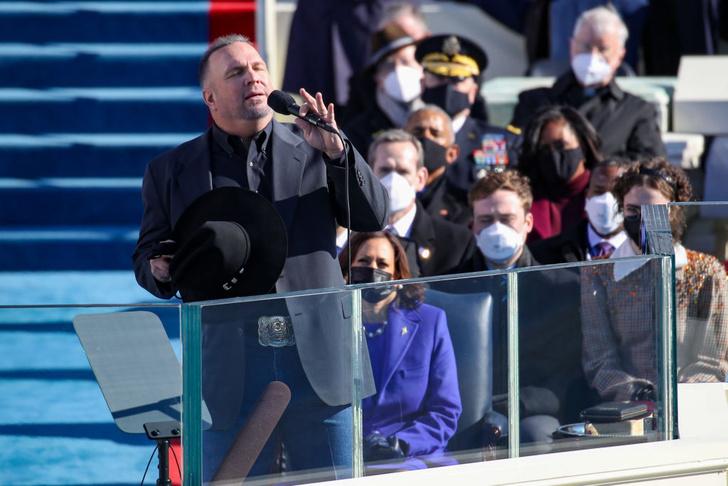 Фото №18 - Иванка плакала, Трамп обещал вернуться: как Джо Байдена посвящали в президенты