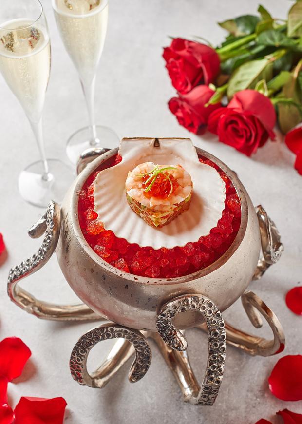 Фото №17 - Гид по ресторанам на 14 февраля: где бронировать столик, чтобы провести незабываемый вечер?