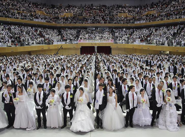 Фото №3 - Самые впечатляющие свадебные рекорды мира