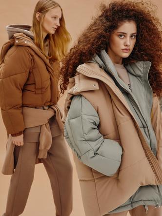 Фото №4 - Для затяжных холодов: 20 стильных вещей из коллаборации «Снежная Королева» x Lina Dembikova