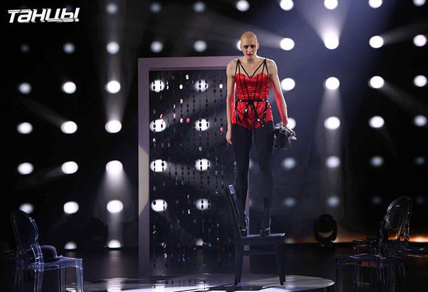 Анастасия Вядро прошла в следующий этап шоу «Танцы»