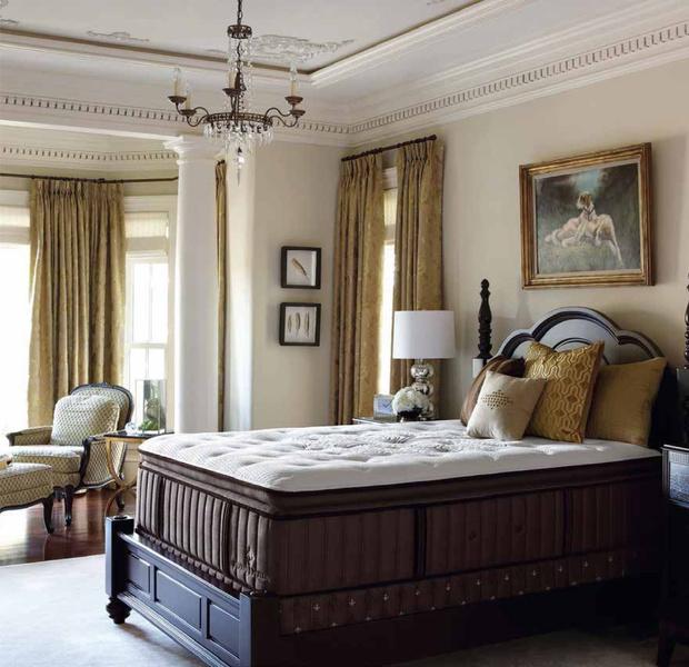 Фото №2 - 10 правил для создания спальни класса люкс