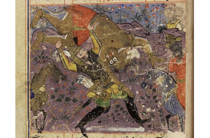 Фото №5 - Древние боги смерти и разрушения, которые были куда кровожаднее дьявола