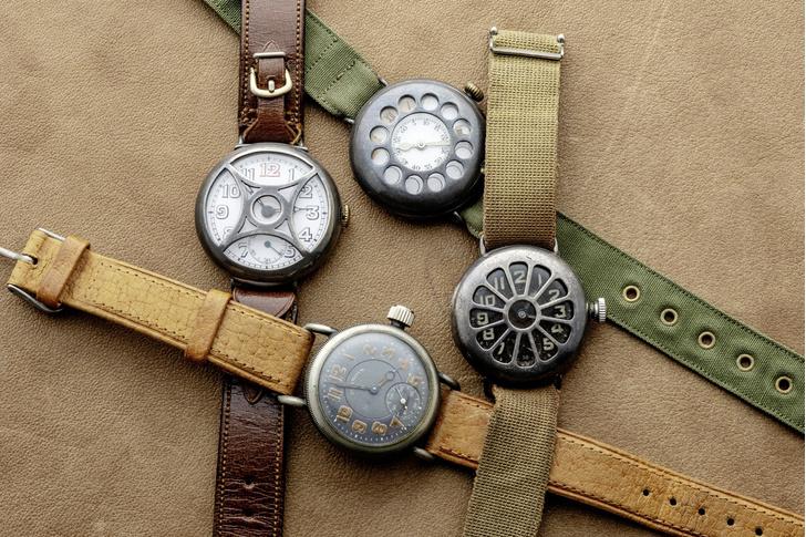 Фото №3 - Часы войны: история возникновения наручных часов