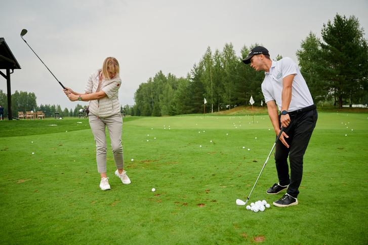 Фото №3 - LAUFEN Private Golf Day в гольф-клубе «Пестово»