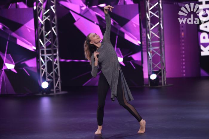 Лилия Тарточакова - участница третьего сезона шоу «ТАНЦЫ» на ТНТ