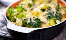Запеканка из брокколи: полезные рецепты
