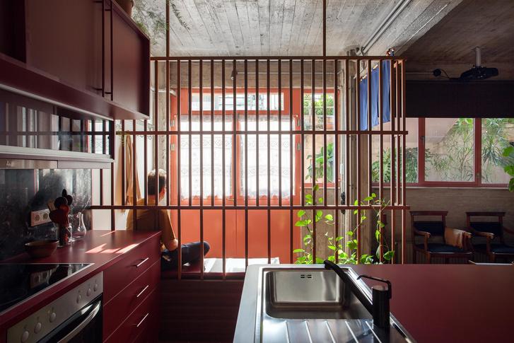 Фото №4 - Бетонная квартира в Афинах