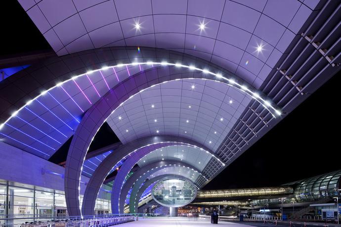 Международный аэропорт Дубая