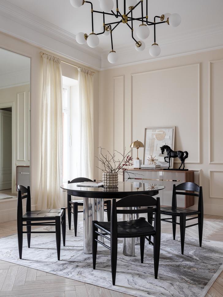 Фото №6 - Квартира в классическом стиле в центре Москвы