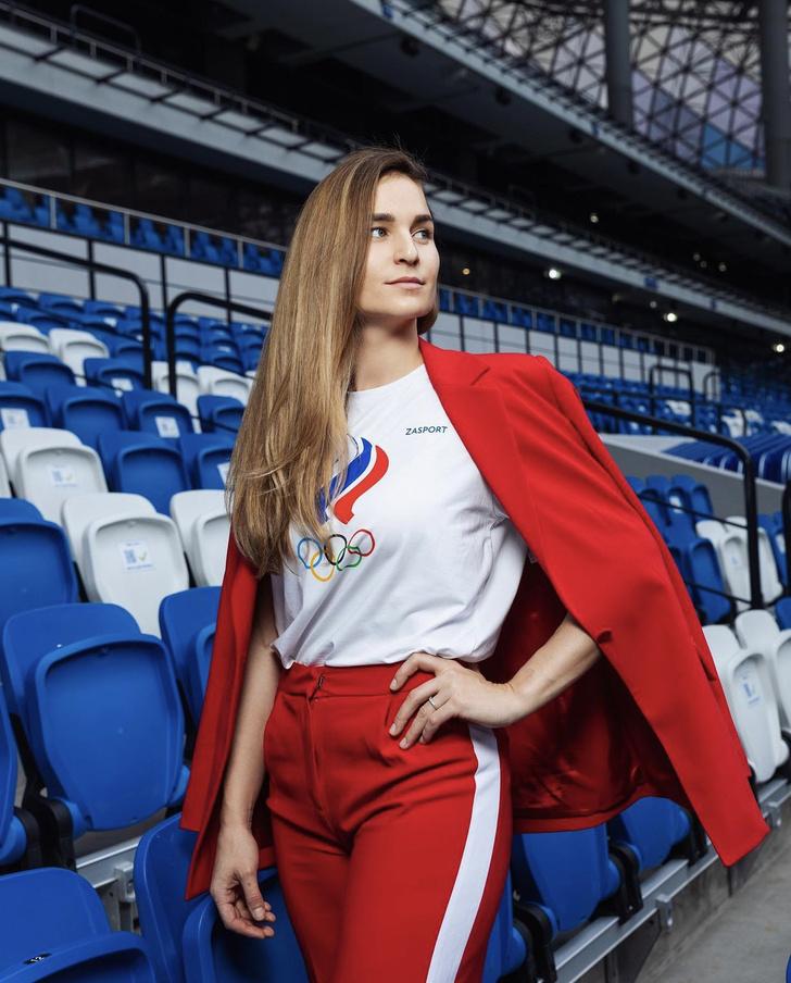 Фото №4 - Пять фактов о форме команды России на Олимпиаде в Токио