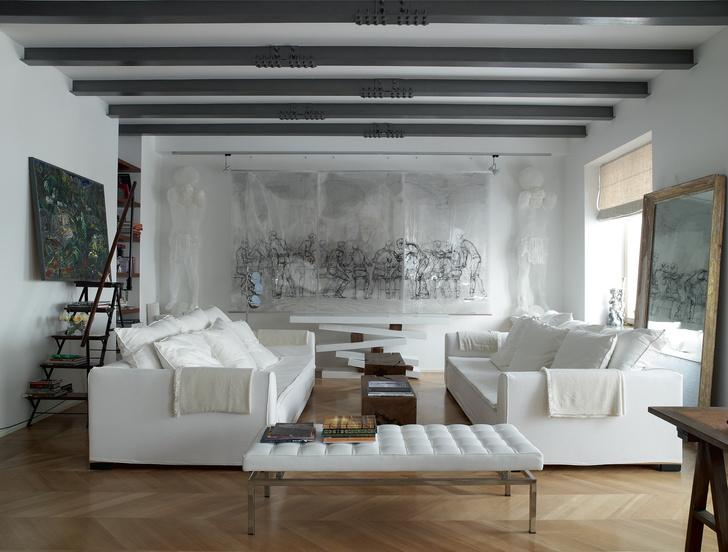 Фото №9 - Самые красивые комнаты за 20 лет: гостиные