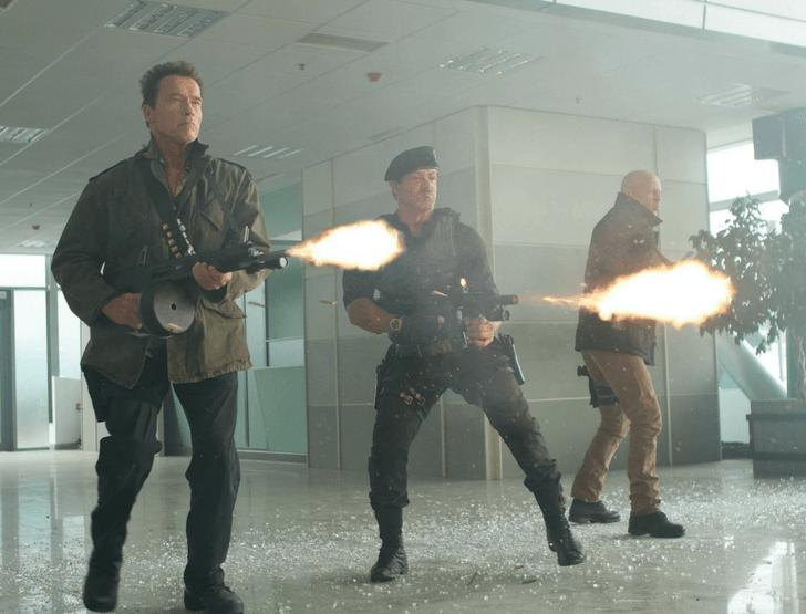 Фото №2 - 7 типичных ошибок в фильмах про войну