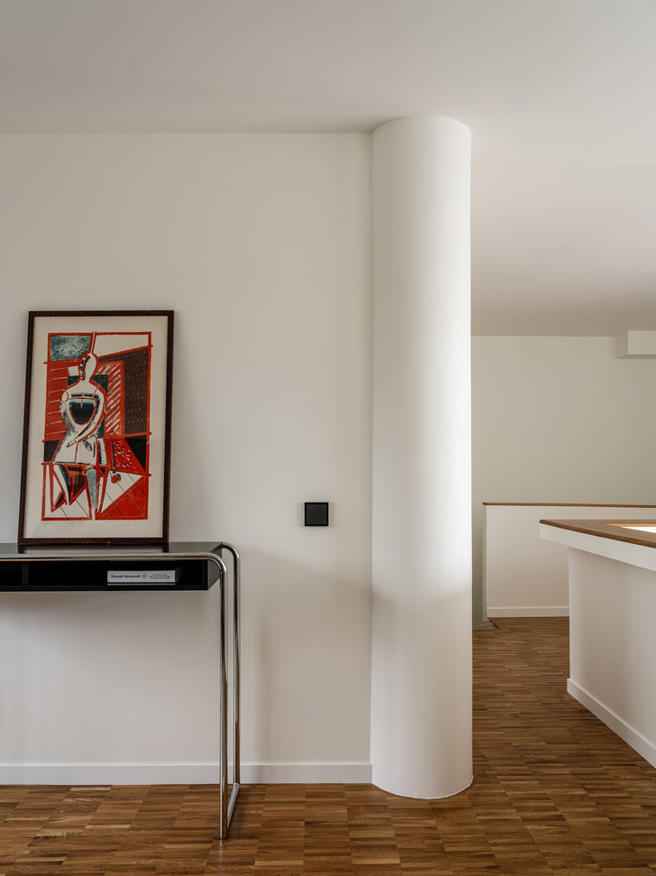 Фото №8 - Сила случая: квартира в доме Наркомфина по проекту Ananiev Interiors