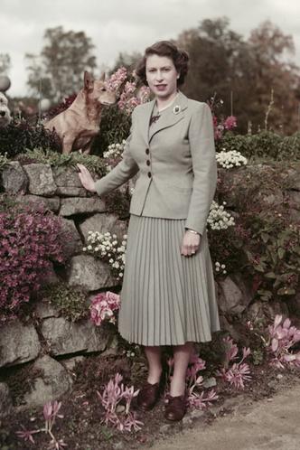 Елизавета II, 1952 год