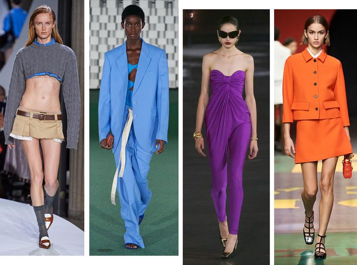 Фото №1 - Тренды весны и лета 2022 с Недели моды в Париже