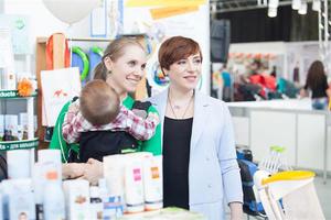 Фото №2 - В Москве состоялся X Фестиваль беременных и младенцев WAN Expo