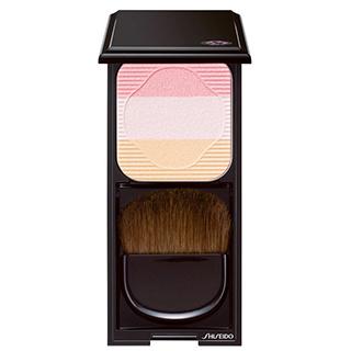 Shiseido Румяна с эффектом сияния Color Enhancing Trio, PK1