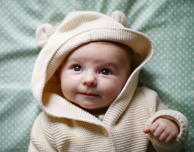 Фото №1 - 11 новорожденных, которые нас удивили в 2020 году