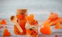 Морковный джем с маракуйей
