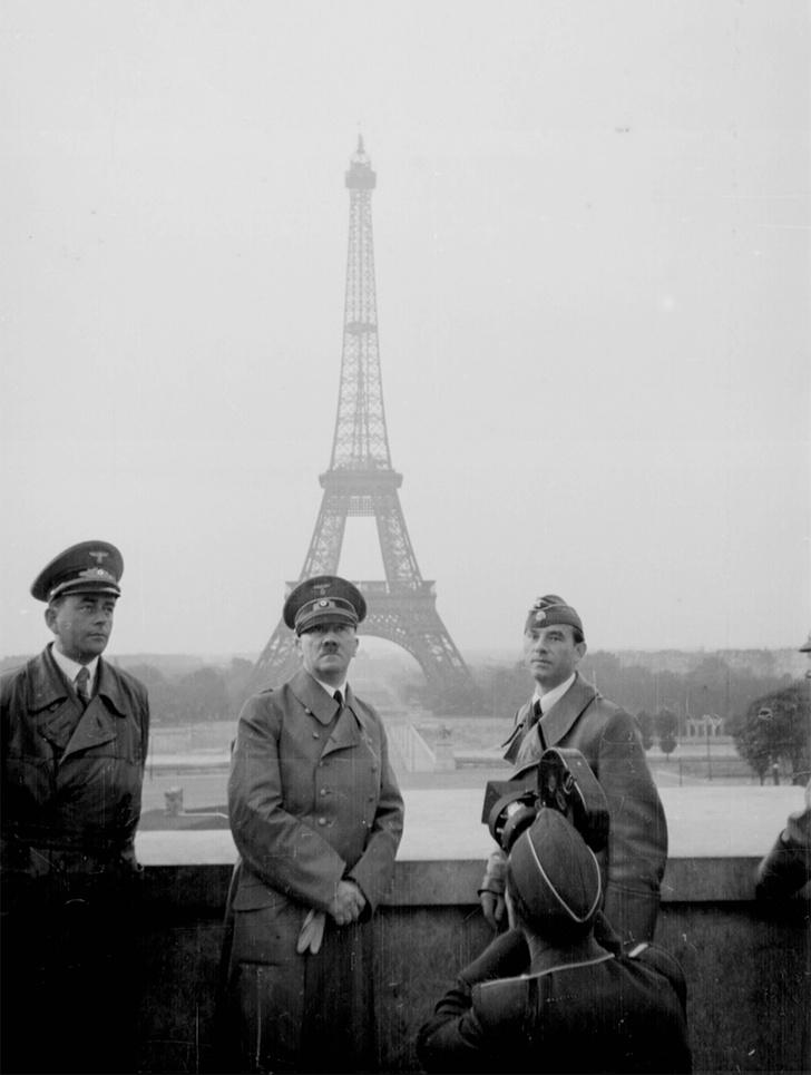 Фото №3 - Балерина, ударившая офицера СС каблуком, и другие примеры неудавшихся, но очень дерзких бунтов в истории