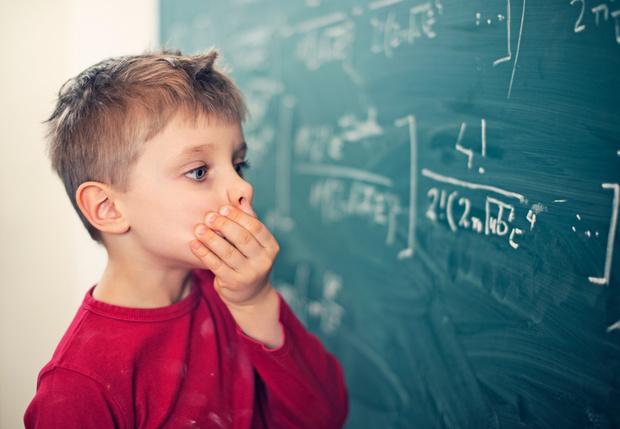 Малыши с дислексией мыслят по-другому. Нам еще предстоит научиться с этим справляться.
