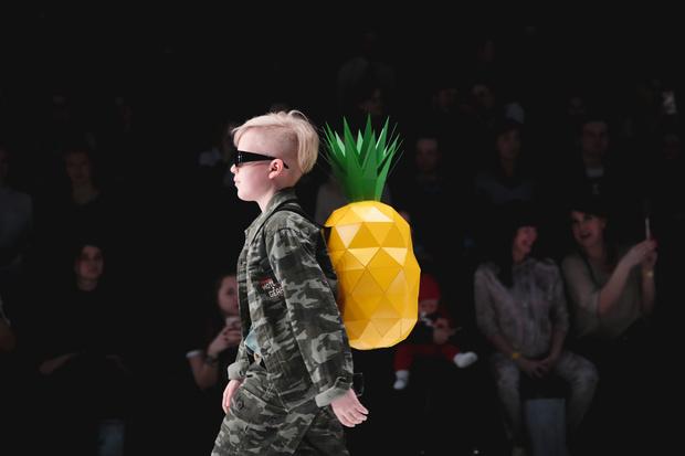 Фото №2 - Acoola на Mercedes-Benz Fashion Week Russia
