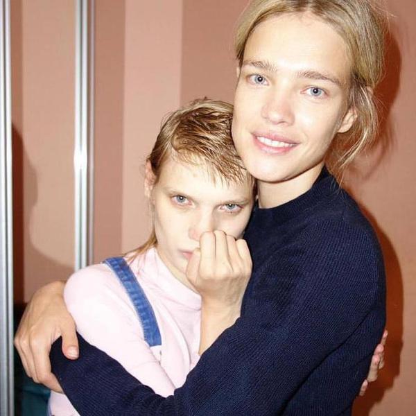 Оксана и Наталья Водяновы