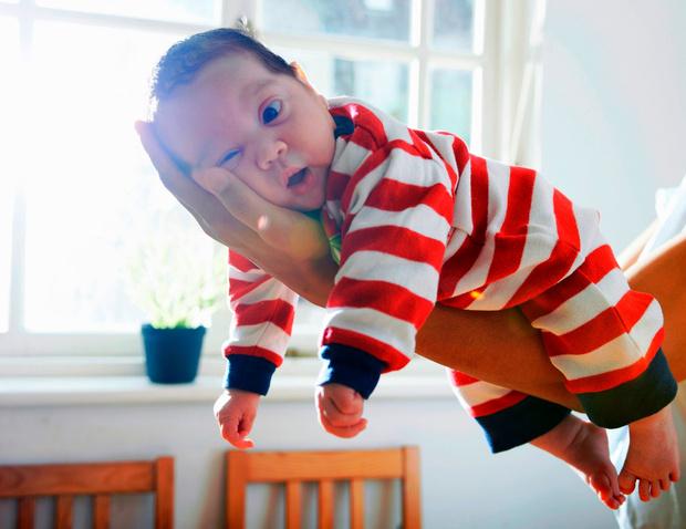 Фото №1 - Сколько на самом деле стоит первый год жизни ребенка