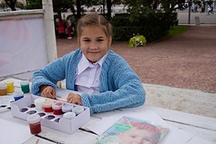 Фото №2 - Художественная школа parents в Парке Горького!