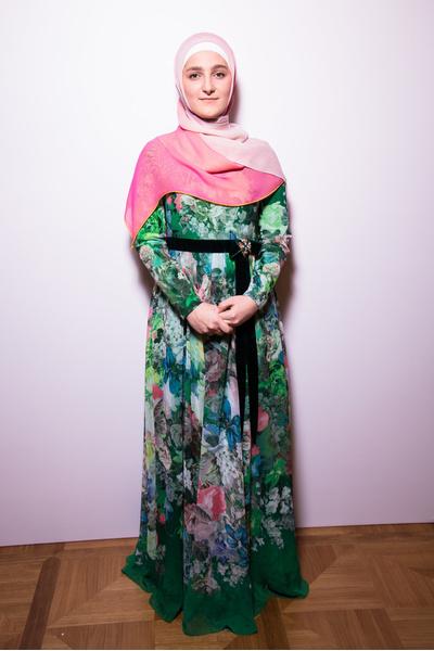 Фото №6 - Как одеваются дочери президентов: от сестер Алиевых до Айшат Кадыровой